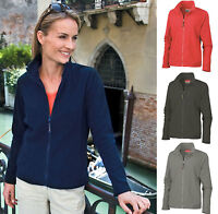 Result Ladies Zip Micro Fleece Fitted Jacket - Stretchy Lightweight Quick Dry