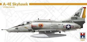 Hobby 2000 72047 A-4E Skyhawk US Navy & Marine Corps 1/72 Scale Model