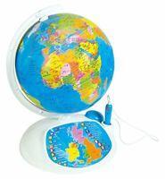"Clementoni 61302 ""Explore the World! The Interactive Globe"" Toy"