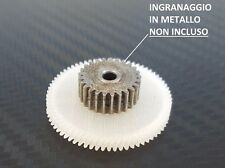 Ingranaggio in nylon per motoriduttore stufa a pellet Mellor KB1008 FB1180 5 rpm
