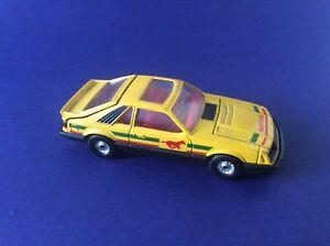 1:48 Corgi # 370 Ford Cobra Mustang Vintage Toy Car
