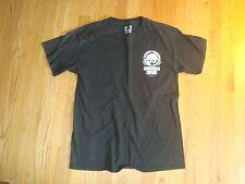 Men's Black METAL MULISHA Skulls T Shirt Size M Used