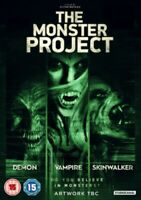Nuovo The Monster Project DVD