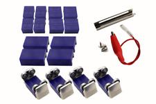 DCC Concepts DCM-RRA4 - Rolling Road (Multi Gauge) 4 Axle Kit - New Out- T48Post