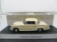 Spark Dealer Edition 1951 Mercedes Benz 220 S Coupe W180 Cream 1:43 NEW