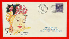 1940s Copacabana Club New York Jazz Limited Edition Collector's Envelope A1416
