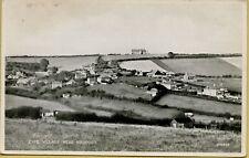 Eype Village Near Bridport Valentine's Silveresque Dorset England Postcard B36