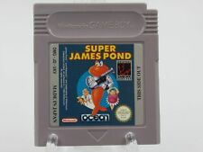 Super James Pond (Game Boy)