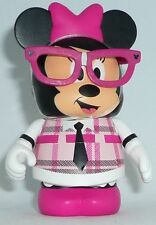 Disney Theme Park Favorites Series Vinylmation ( Minnie Mouse Nerd )