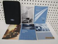 2006 Ford Fusion Owners Manual Set      FREE SHIPPING