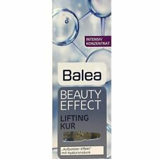 Balea Beauty Effect Lifting Treatment Serum Hyaluronic Acid  7x1ml  Ampoules
