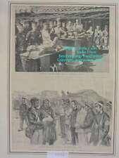 72559-Asien-Asia-Japan-Nippon-Nihon-China Japan Krieg War-T Holzstich-1894