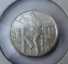 Franklin Mint Sterling Silver Mini-Ingot: 1831 Anti-Slavery Liberator Published