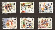 Jersey 1997 7th. Island Games MNH