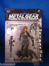 Metal Gear Solid Sniper Wolf Action Figure