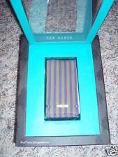 TED BAKER IPOD NANO 2ND GENERATION CASE / COVER NWD