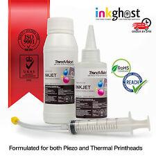 100 or 250ml Piezo Print head Cleaner Fluid Liquid Printer Cleaning +Syringe Kit