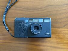 Ricoh GR1s Point And Shoot 35mm Camera