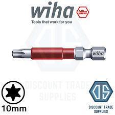 """Beta Tools 862TX-XL 1x 1//4/"""" Hex Drive Torx® Bit T30 x 100mm Long"""