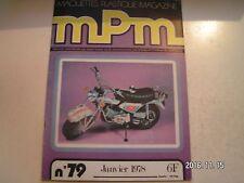 **f MPM magazine n°79 Suzuki RV 90 L / K Wagen / Sepecat Jaguar / A-34 Comet