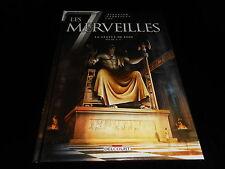 Blengino / Andreucci / Lou : Les merveilles 1 : La statue de Zeus Delcourt 2014