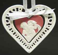 Wedgwood Our First Christmas 2006 Heart Red 5792071