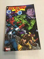 Secret Wars II 2 Paperback 1st Printing Tpb Marvel Comics 2011