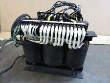 KIMURA 181 TR-AVR-30MPMB 4583V.A TRANSFORMER PRI. 200-210-220V SEC. 32-105-200V