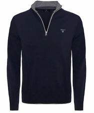 GANT Zip Neck Long Jumpers & Cardigans for Men