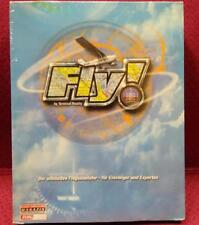 Fly! Der ultimative Flugsimulator für Einsteiger und Experten PC BIG BOX ✰NEU✰
