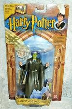 Mattel Harry Potter & The Sorcerer's Stone Lord Voldemort, Wizard Figure Nib