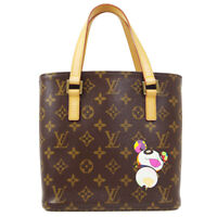 LOUIS VUITTON VAVIN PM HAND TOTE BAG SN0094 PURSE MONOGRAM CANVAS M51173 70215