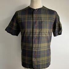 UNIVERSAL WORKS Tartan Shirt Size Medium
