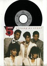 Five Stars - Strong As Steel
