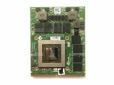 Dell Precision M4600 M4700 M6600 M6700 nVIDIA K4000M 4GB Video Card 5DGTT 05DGTT