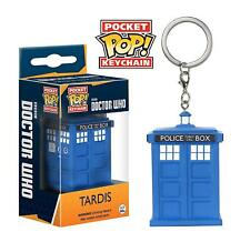 Funko Pocket POP! Keychain - Doctor Who - TARDIS (1.5 inch)