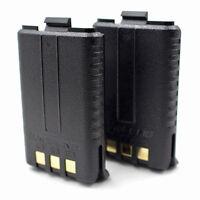2PCS 7.4V 1800MAH Li-ion Battery for BAOFENG UV-5R Two Way Radio Original