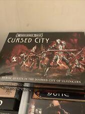 Warhammer Quest Cursed City - BNIB