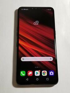 LG V50 ThinQ LM-V450VM - Black-128GB-Verizon Unlocked-Fully Functional-AG99
