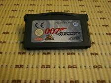 James Bond 007 Alles oder nichts für GameBoy Advance SP