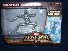 Marvel Legends Silver Surfer Limited Edition Hasbro 2006