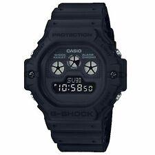 Reloj deportivo Casio G-shock Resistente al Agua Negro digital multifunción DW5900BB-1