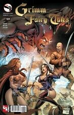 Grimm Fairy Tales 101 - Cover D - NM+ or better!