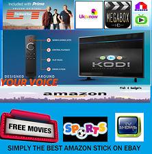 Amazon Fire TV Stick ✔2nd Gen✔Alexa✔Sports✔Movies✔TV Shows✔Full Support✔17.3