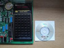 Texas Instruments TM 990/189 TM 990/U89 loader and development utilities CD