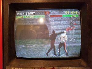 MORTAL KOMBAT 2 PCB JAMMA ARCADE MAIN BOARD ROM SET REVISION 9.1 MIDWAY!!!!!