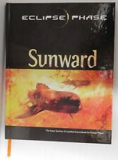 SUNWARD - Posthuman Studios ECLIPSE PHASE RPG Supplement Book
