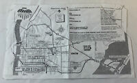 2008 LITTLE BRITAIN USA original tv show LOCATION MAP