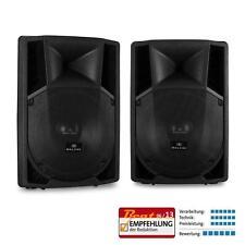 2X 1500W max DJ HAUT-PARLEUR Active écrans scène haut-parleur GB offre