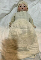 Antique  Antique German Bisque Doll AM AM Dream Baby Doll